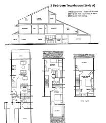 fancy design 9 3 bedroom house plans with deck modern homeca
