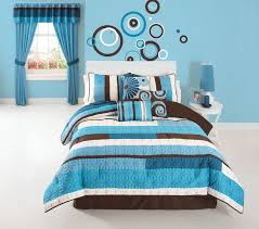 Ideas Aqua Bedding Sets Design Brown And White Bedding Aqua Blue Bedding Sets