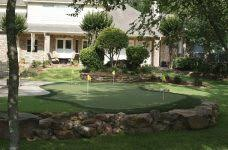 Diy Backyard Putting Green by Putting Green Backyard Crafts Home