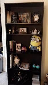 mainstays 5 shelf standard wood bookcase walmart com