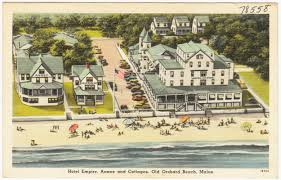 hotel empire annex and cottages old orchard beach maine