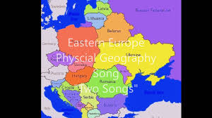 Southern Europe Map Eastern Europe Song Two Songs Youtube
