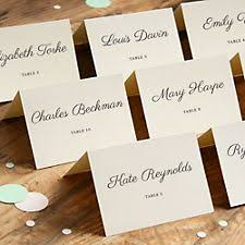 wedding place cards cards paper source