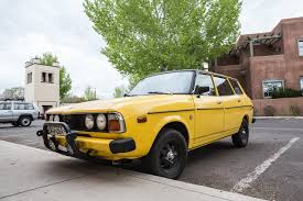 nissan stanza wagon slammed the street peep 1977 subaru dl leone wagon