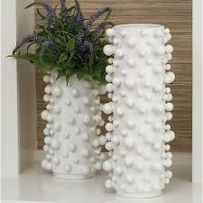 Large Ceramic Vases Studio A Molecule Vase White Candelabra Inc