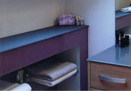 Splash Home Decor Coloured Acrylic Kitchen Splashbacks Splash Light Blue M