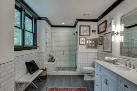 bathrooms with subway tile ideas 18 subway tile bathroom designs ideas design trends premium