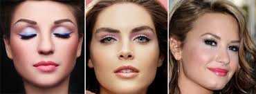 make up tips for a beach wedding pastel occasion wedding guest
