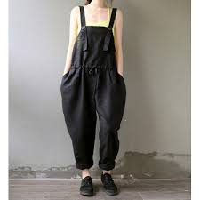 overall jumpsuit buy black maternity overall jumpsuit wide leg styling solid color