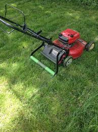 our stripepro striping kit will attach to any push mower order