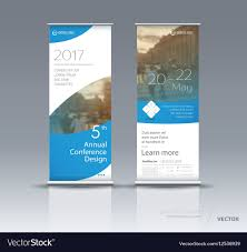 free printable vertical banner template vertical banner template design royalty free vector image
