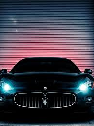 cheapest maserati 768x1024 black maserati granturismo headlights ipad wallpaper