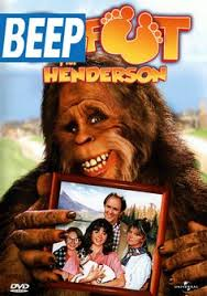 harry and the hendersons movie poster john lithgow melinda