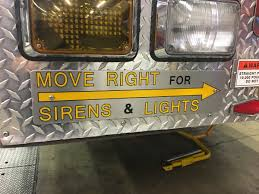 seattle dept on moving right for lights and sirens