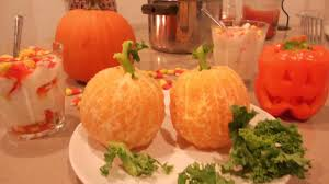 the best healthy halloween party snacks youtube