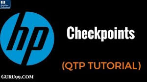 tutorialspoint qtp how to use checkpoints in qtp
