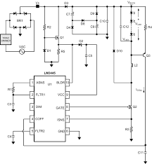 new circuits page next gr lm3445 datasheet triac dimmable offline