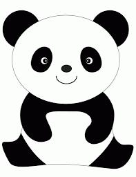 panda bear coloring pages coloringsuite com