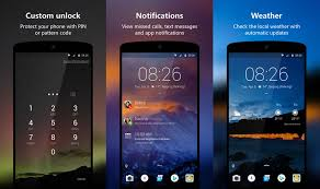 how to change lock screen on android microsoft next lock screen gets improved security better resource