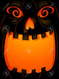 halloween background wide background halloween illustration of a jack o u0027 lantern with its