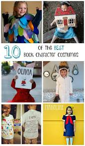 10 Children S Books That Inspire Creativity In 10 Of The Best Book Inspired Costumes