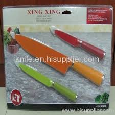 plastic kitchen knives kitchen knife set with plastic cover products china products