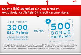 airasia citi gold visa card citibank malaysia