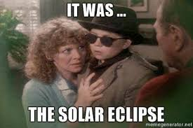 Meme Of The Year - the best eclipse memes of 2017 32 photos thechive