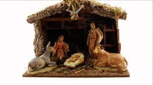 pelligrini italian nativity sets youtube