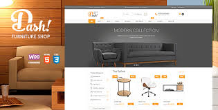theme furniture dash handmade furniture marketplace theme by transparentideas