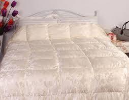Luxury Down Comforter 100 Silk Luxury Goose Down Comforters Sale