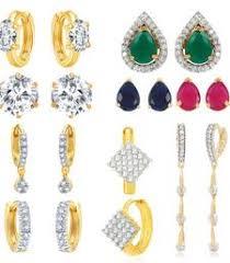 buy earrings online mirraw earrings buy 2000 designer earring collections online