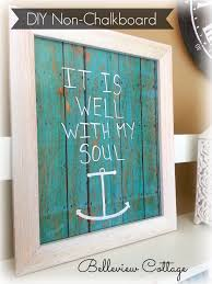 decorating white frame decorative chalkboards with aqua board for