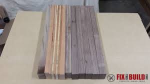 how to a cutting board from any wood fixthisbuildthat