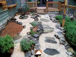 rock garden design plans impressive small rock garden ideas for