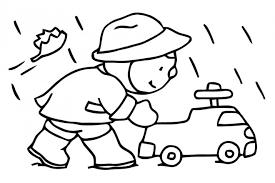 Coloriage Dessin animé Tchoupi dessin gratuit à imprimer