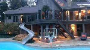 above ground pool ideas backyard design your home loversiq