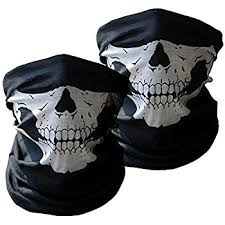 Halloween Costumes Call Duty Amazon Skeleton Ghost Skull Face Mask Biker Balaclava
