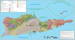 Map Of Caribbean Islands And South America by Virgin Islands Maps Npmaps Com Just Free Maps Period