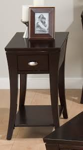 Charging Station End Table by Furniture Recliner Side Table Ashley Chairside End Table