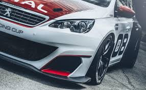peugeot 308 gti 2009 peugeot reveals 308 racing cup edition based on 308 gti video