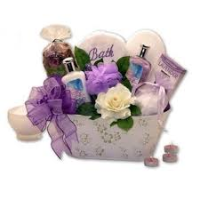lavender gift basket lavender bath and gift basket free shipping on orders