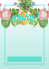 best 25 hawaiian invitations ideas on pinterest luau party