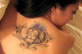 amazing lion tattoo design ideas women fitness magazine