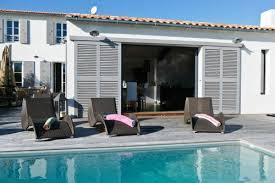 location chambre ile de location ile de ré villa grand standing 9 personnes piscine