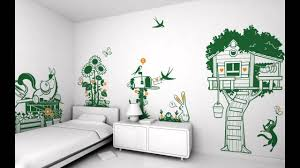 e glue wall stickers for baby nursery children s room youtube