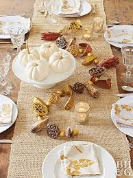 Fall Table Settings Fall Table Settings