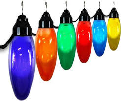 giant bulb outdoor christmas lights sacharoff decoration