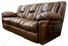 Leather Reclining Sofa Furniture Leather Sofa With Recliner Leather Reclining Sofa