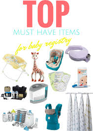 top baby registry top must baby registry items giraffe ergo baby
